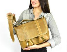image 0 Briefcase Women, Leather Briefcase, Leather Satchel, Vintage Leather Messenger Bag, Leather Backpack For Men, Ipad Bag, Men's Backpack, School Bags, Mini Bag