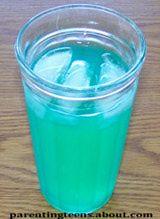Alienade Halloween Drink Recipe