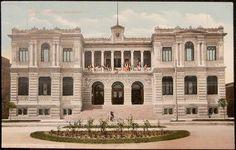 Mexico's Istituto Geologico Nacional, circa 1910
