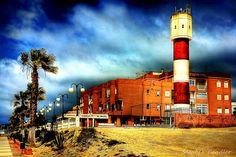 Barbate Lighthouse, Barbate, Spain