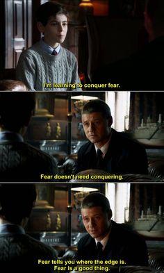 Gotham. This show is SO amazing!!