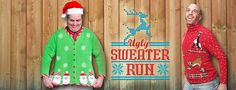 The Ugly Sweater Run is coming to 8 cities this December- Memphis and Denver friends should sign up now!!