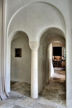 Secrets of Segreto - Segreto Secrets Blog - European Inspirations! Their amazing plaster(Segreto) walls