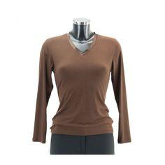 Lieb Ju - Longsleeve Victoria Braun, 49,00 € inkl MwsT + Versand, Shirts von Lieb Ju Design - jetzt bei ginerro bestellen