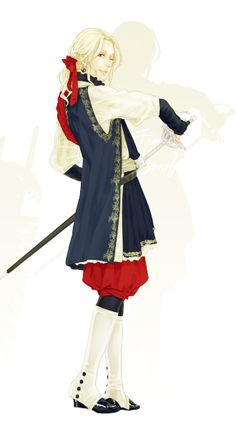 Hetalia - France by gunpowderbauhinia: ♥ Hetalia Funny, Hetalia Fanart, Hetalia Cosplay, Hetalia France, Bad Touch Trio, Hetalia Characters, Another Anime, Axis Powers, Pirates