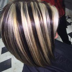 Stephanie Rosalie @hairbystephhh Platinum & da...Instagram photo | Websta (Webstagram)