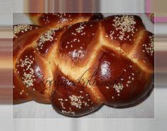 ΚουζινοΣκαλίσματα: Τσουρέκια Pastry Cake, Greek Recipes, Food Processor Recipes, Good Food, Easter, Bread, Cookies, Baking, Breakfast