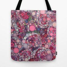 :: Pink Constellation :: Tote Bag