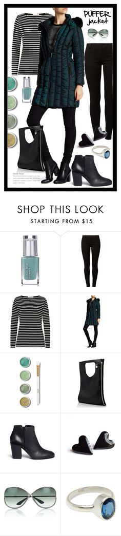 """""""Long Puffer"""" by queenofsienna ❤ liked on Polyvore featuring Leighton Denny, Dorothy Perkins, Betty Barclay, ZAC Zac Posen, Terre Mère, Alix, Giuseppe Zanotti, Tom Ford and NOVICA"""