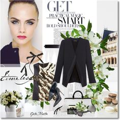 """Smart and Timeles Fashion ...."" by greta-martin on Polyvore"