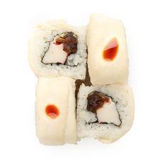 Grill Butterfish Roll #77Sushi Sashimi, Camembert Cheese, Grilling, Rolls, Menu, Food, Menu Board Design, Crickets, Bread Rolls