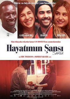 Hayatimin Sansi - Samba - 2014 - BRRip Film Afis Movie Poster