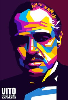 The Godfather on Behance