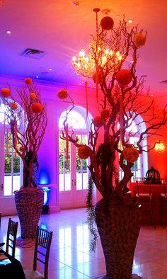 Austin Texas Event, Room Wash, Uplighting, Chandeliers, Interactive Lighting, Pink, Blue, Red, Purple, Intelligent Lighting Design, ILD Lighting,