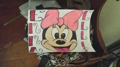 My mini  mouse drawing