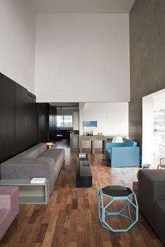 CALIO - Interior + Design - APARTAMENTO IBIRAPUERA PARK