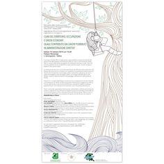 Approvvigionamento responsabile di prodotti sostenibili - Progetto grafico Green Public Procurement G.P.P. - Graphic design 2015