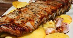 Barbacoa, Oven Pork Ribs, Beef Recipes, Cooking, Hot Dog, Food, Spice, Beverages, Deserts