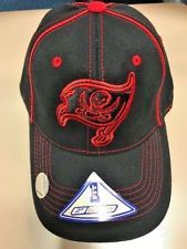 c9c3a96901d NFL REEBOK TAMPA BAY BUCCANEERS BLACK HAT CAP ONE SIZE FIT NEW FREE  SHIPPING!