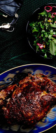 Lamb Shawarma: Don't be intimidated. You got this.