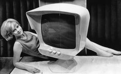 'Preview of the Radio Show 1961 – TV of the Future', 1961, Ron Burton © National Media Museum, Bradford / SSPL. Creative Commons BY-NC-SA