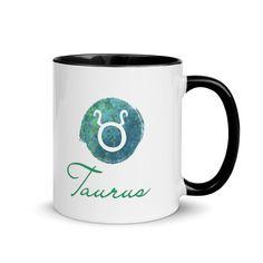 Taurus mug, Personalized mug with sign and name, Taurus Coffee Mug, Zodiac Gifts for Taurus - Zodiac Mug, may birthday gifts Ideal Boyfriend, May Birthday, Mugs For Men, Name Mugs, Birthday Gifts For Boyfriend, Decoupage Paper, Personalized Mugs, Water Bottles