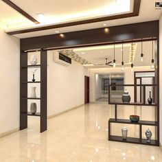 Awesome beautiful partition designs for your home. Wooden Partition Design, Living Room Partition Design, Living Room Divider, Room Partition Designs, Room Door Design, Living Room Sofa Design, Home Room Design, Living Room Interior, Living Room Designs