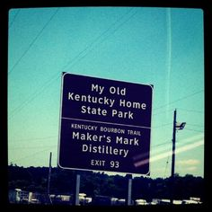 kentucky ... I just had to repin this b/c my hometown is Loretto, KY - where Maker's Mark is made