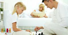 Arte Parcheé — ¿Qué hicieron los padres de la campeona de ajedrez...