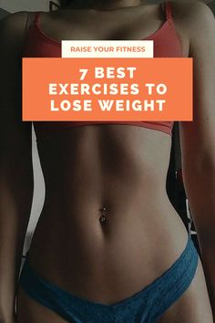 The Best Exercises For Weight Loss - A combination of these exercises will help you reach your goal. If you've clicked on this pin, it probably means that you want to know about the best exercises for weight loss. The first thing to know is that in order to lose weight, you need... Lose Weight At Home, You Fitness, Exercises, Goal, Weight Loss, Good Things, Workout, Exercise Routines, Losing Weight