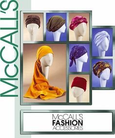 McCalls pattern cover