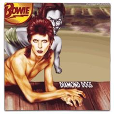 David Bowie Diamond Dogs Animated Looping GIF Mash Up Parody By Elvis Weathercock #mashup #photoshop #parody #album #cover #lp #record #vinyl #scifi #nerd #music #movie #geek #funny #movies #film #movie #films #mashupart #onesheet #cinema #albumcover #album #cover #lp #record #vinyl #whythelongplayface #whythelpface #photoshop #davidbowie #bowie #diamonddogs #loopinggif #gif