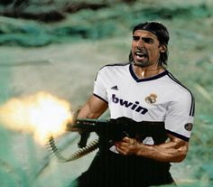 Khedira is on fire