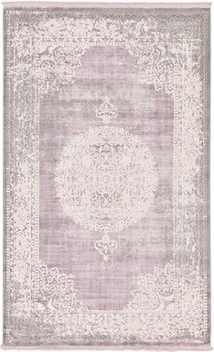 Unique Loom New Classical Collection Traditional Distressed Vintage Classic Purple Area Rug 0 x Square Rugs, Purple Area Rugs, Round Area Rugs, Large Rugs, Contemporary Rugs, Modern Rugs, Rugs Online, Animals For Kids, Throw Rugs