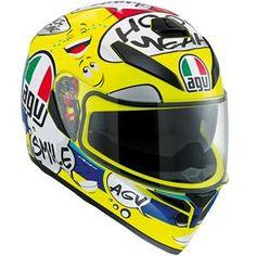 AGV K3 SV Groovy Helmet - Motorcycle Superstore