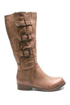 Jade Buckle Boot