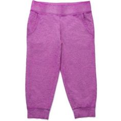 Danskin Now Girls' Burnout Jogger, Size: 6/6X, Purple
