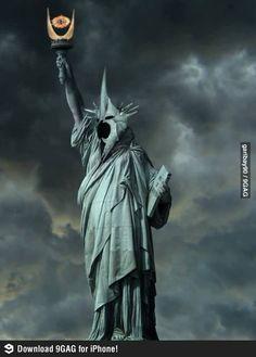 Nazgul of Liberty