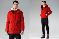 Peuterey Autumn/Winter 2014 Men's Lookbook | FashionBeans.com