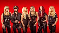 WE START WARS. Nita Strauss (ALICE COOPER) - Guitar Alicia Vigil (VIGIL OF WAR) - Bass Seana (a.k.a. Shauna Lisse) - Vocals Nicole Papastavrou - Guitar Katt Scarlett (FEMME FATALE) - Keyboards Lindsay Martin - Drums.