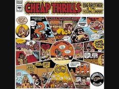 Big Brother & The Holding Company- Ball and Chain