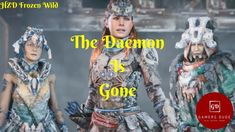 The Daemon is Gone!