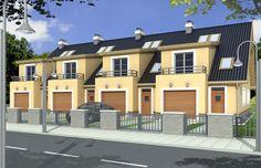 DOM TZ5-58 - gotowy projekt domu