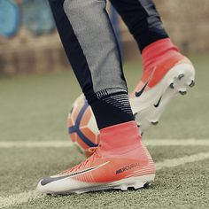 84aa7bbb7 Nike Mercurial Superfly V Men's Firm-Ground Soccer Cleat. Maria Valkova ·  Football Cleats