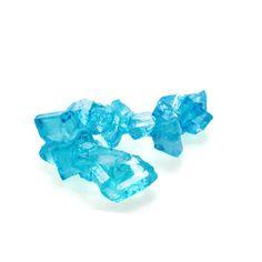 Blue Raspberry Rock Candy Strings: Bulk