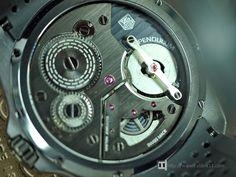 TAG Heuer Grand Carrera Pendulum Concept watch