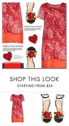 """""""Styles"""" by shadejuric ❤ liked on Polyvore featuring Charlotte Olympia, Mulberry, dress and polyvoreeditorial"""