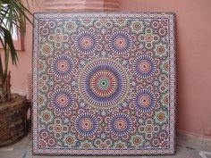 Mosaïque à l'entrée du Musée de Marrakech | Flickr: Intercambio de fotos