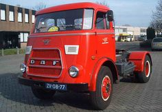 Old DAF Trucks
