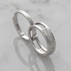Are you interested in our Engagement rings? With our Secret message rings you need look no further.